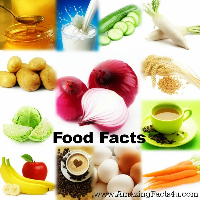 Food Amazing Facts