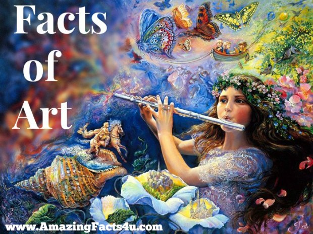Art Amazing Facts