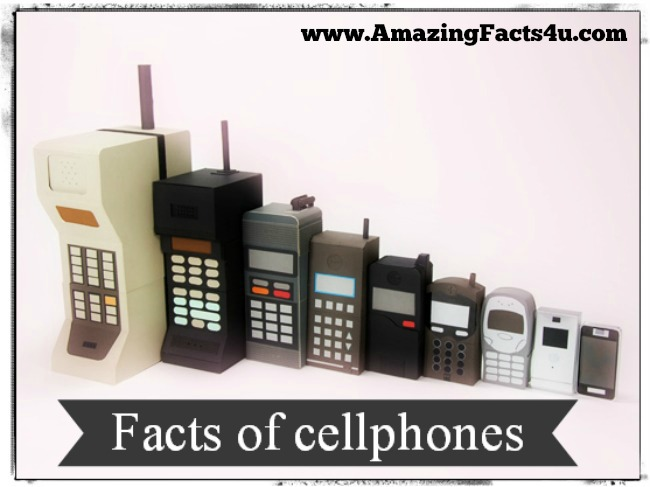 Cellphone Amazing Facts