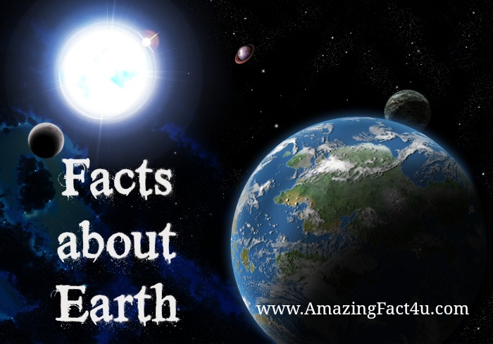Earth Amazing Facts 4u