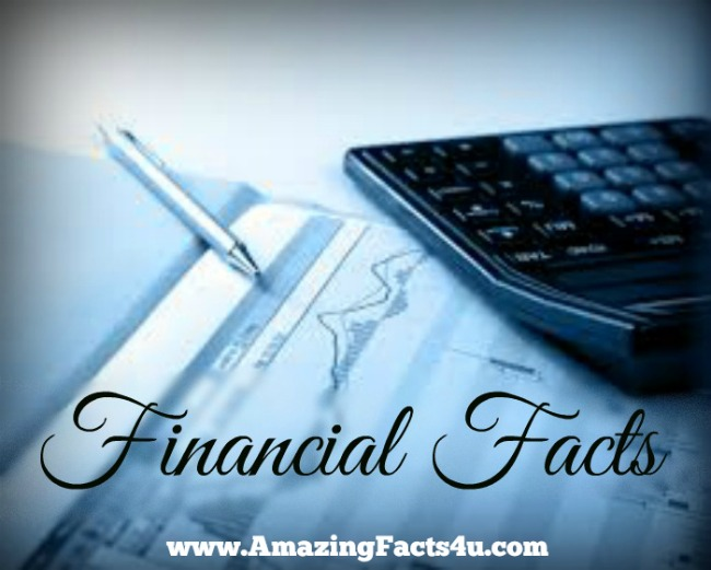 Finance Amazing Facts 4u