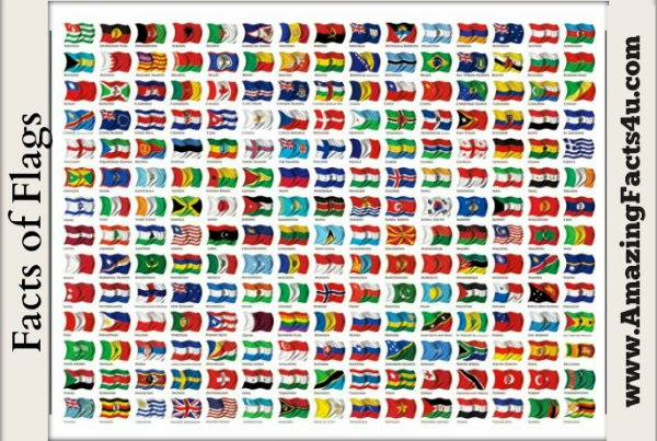 Flags Amazing Facts