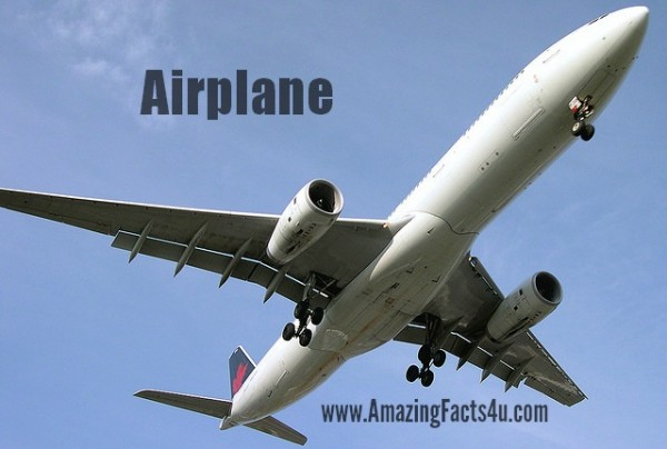 Airplane Amazing Facts 4u