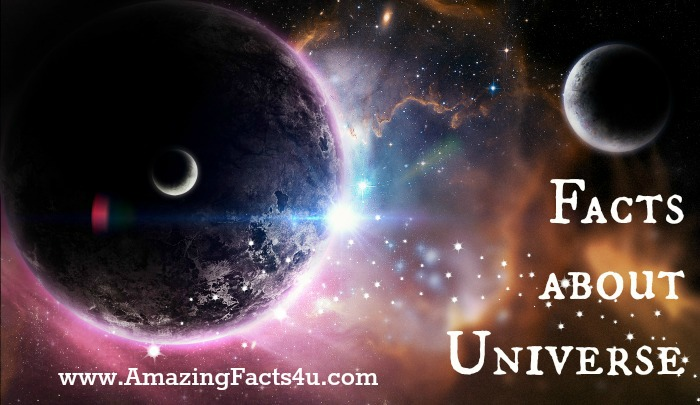 Universe Amazing Facts 4u