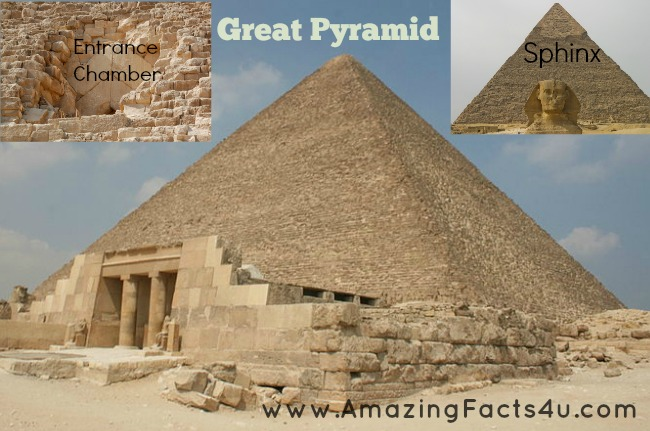 Great Pyramid Amazing Facts