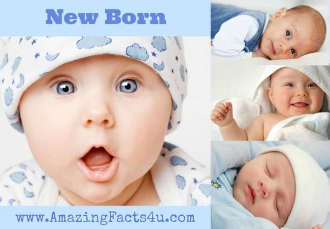 New Born Amazing Facts 4u