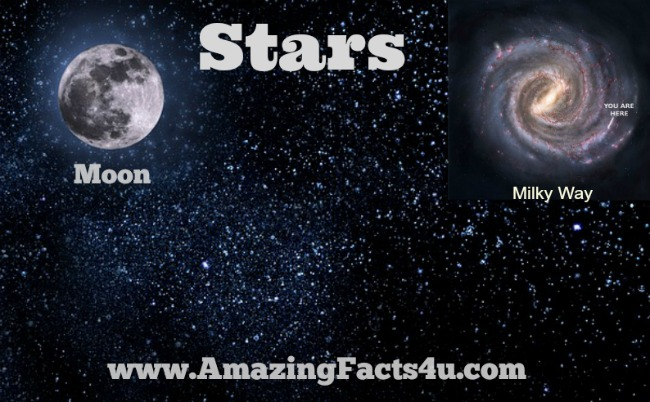 Stars Amazing Facts