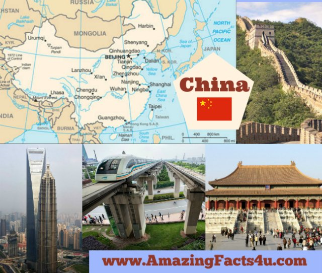 China Amazing Facts