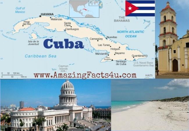 Cuba Amazing Facts