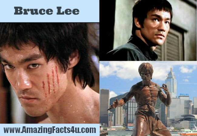 Bruce Lee Amazing Facts 4u
