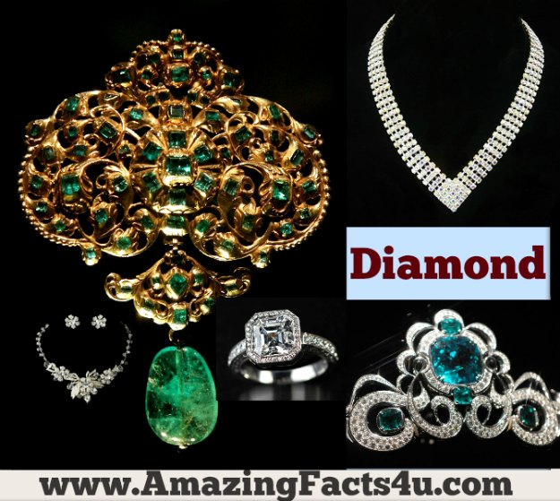 Diamond Amazing Facts