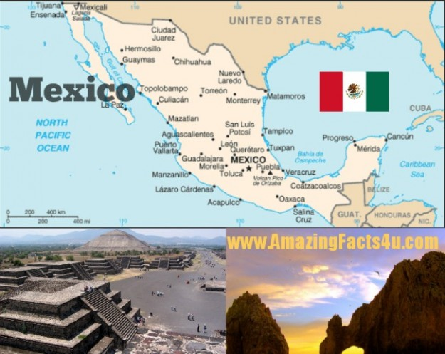 Mexico Amazing Facts 4u