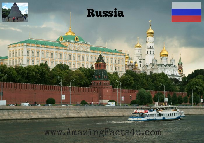 Russia Amazing Facts 4u