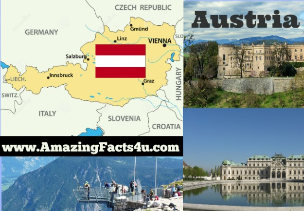 Austria Amazing Facts