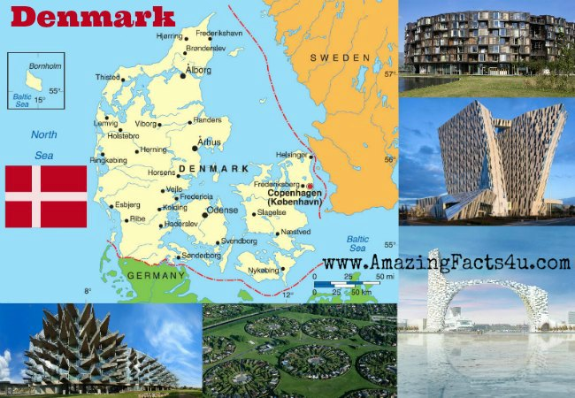 Denmark Amazing Facts