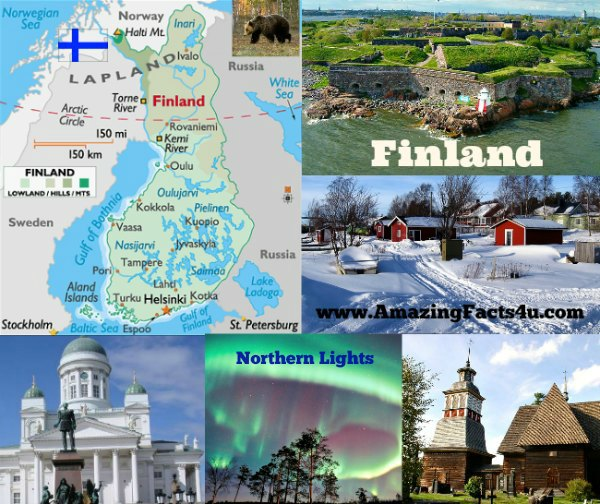Finland Amazing Facts
