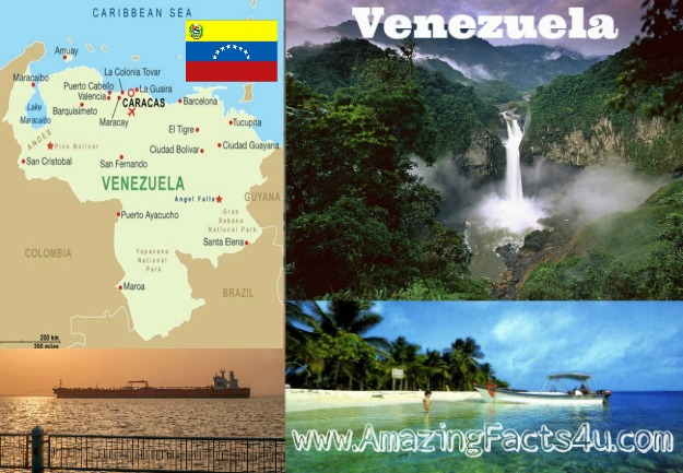 Venezuela Amazing Facts 4u