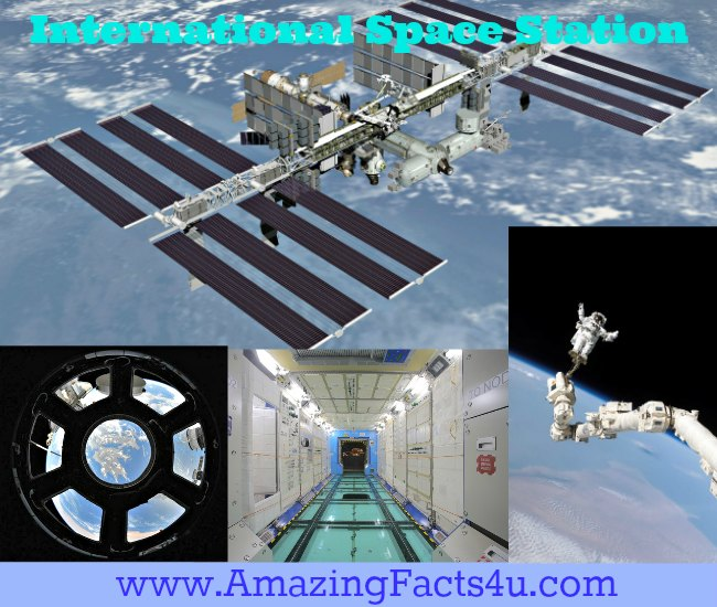 International Space Station Amazing Facts