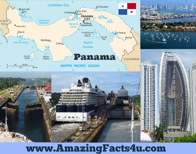 Panama Amazing Facts