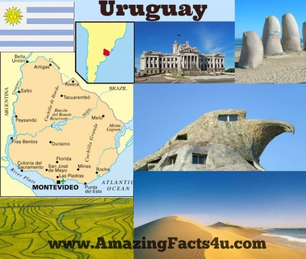 Uruguay Amazing Facts 4u