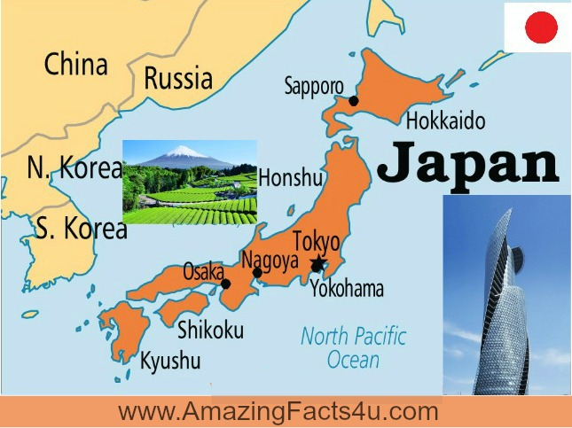 Japan Amazing Facts