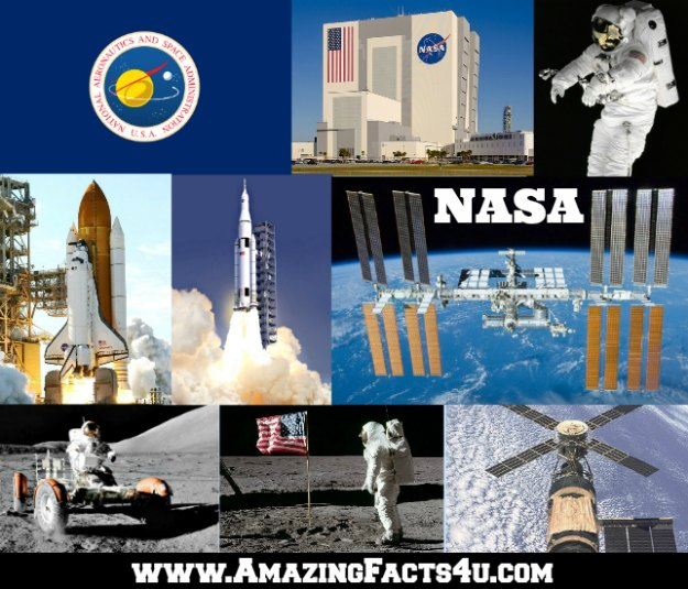 NASA Amazing Facts
