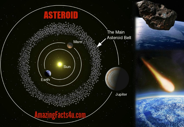 Asteroid Amazing Facts