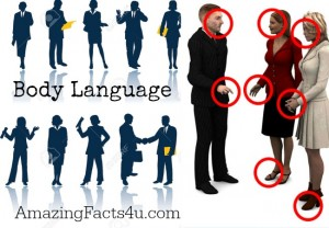 Body Language Amazing facts