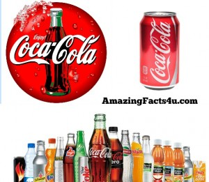CocaCola Amazing facts