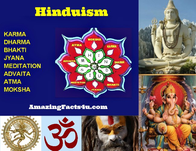 Hinduism Amazing facts