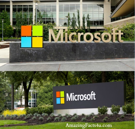 Microsoft Amazing Facts
