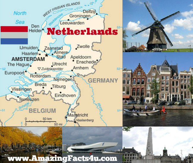 Netherlands Amazing Facts