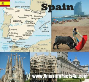 Spain Amazing Facts