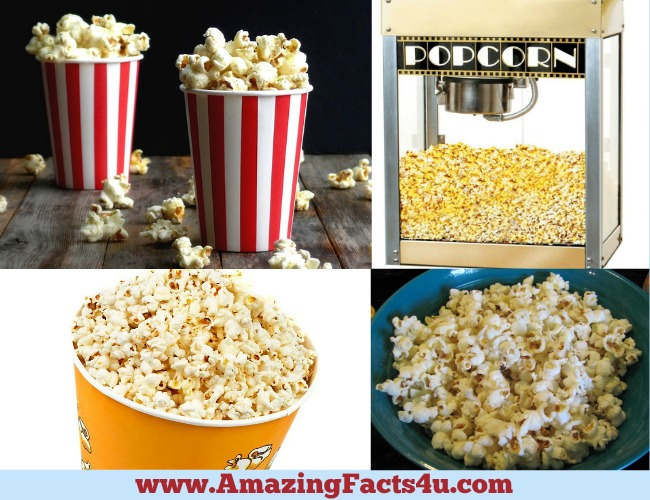 Amazing Facts Popcorn