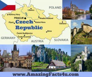 Czech Republic Amazing Facts