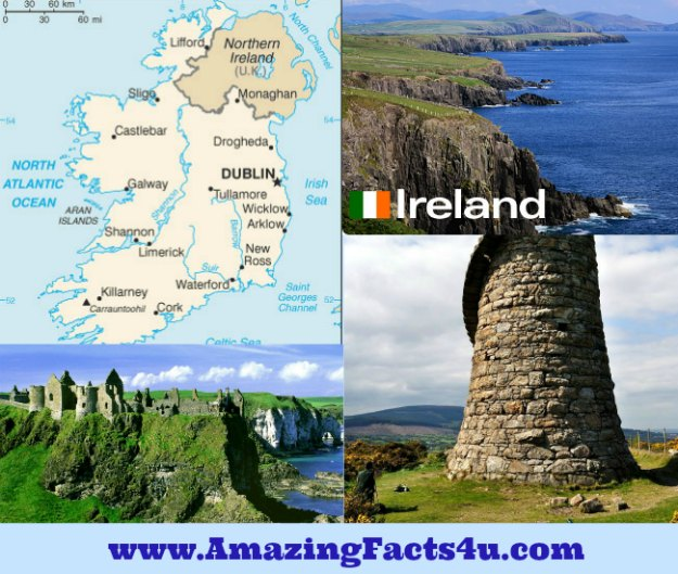 Ireland Amazing Facts