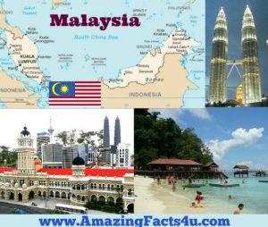 Malaysia Amazing facts