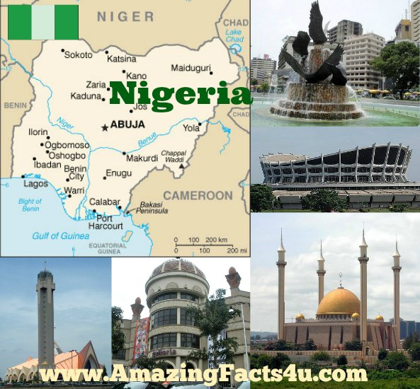 Nigeria Amazing Facts