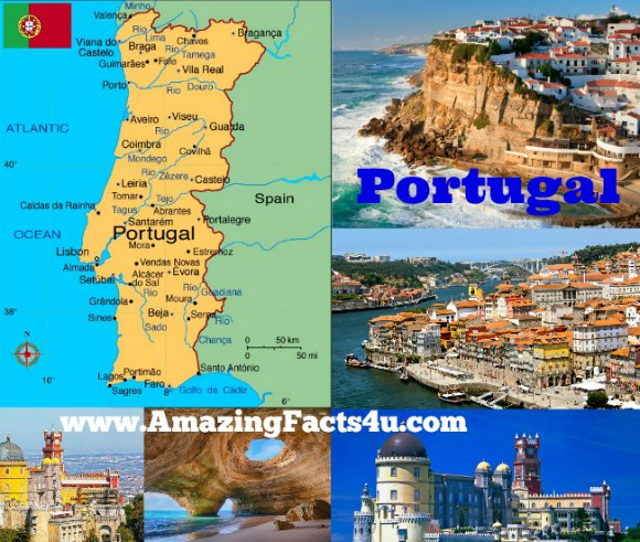 Portugal Amazing Facts