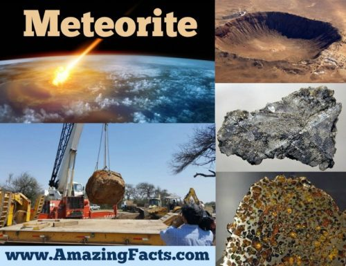 amazing-facts-meteorite