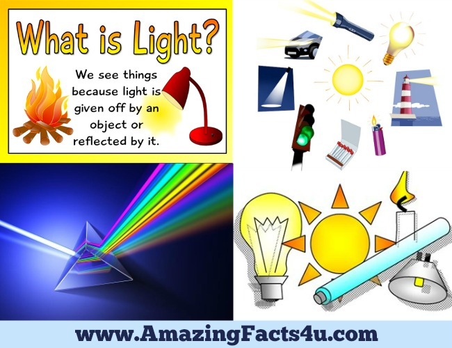 Amazing Facts Light