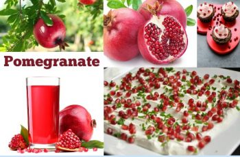 Amazing Facts Pomegranate
